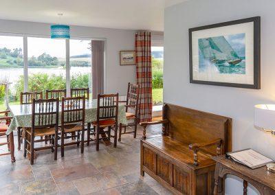 Knowehead Cottage - Family Room