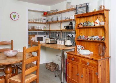 Knowehead Cottage - Kitchen