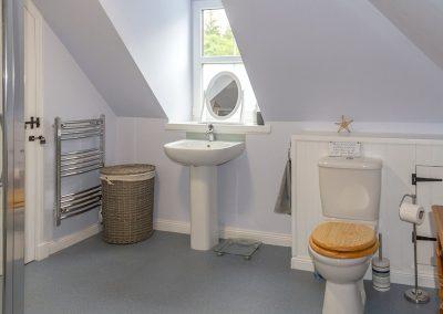 Knowehead Cottage - En-suite