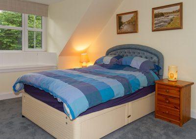 Knowehead Cottage - Double Bedroom